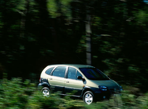Renault Scenic RX